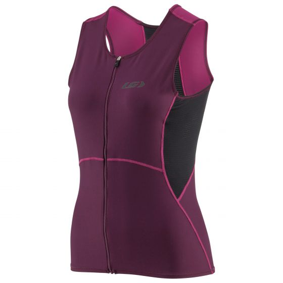 Women's Tri Comp Sleeveless Triathlon Top
