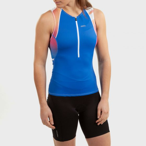 Women's Vent Tri Sleeveless Top