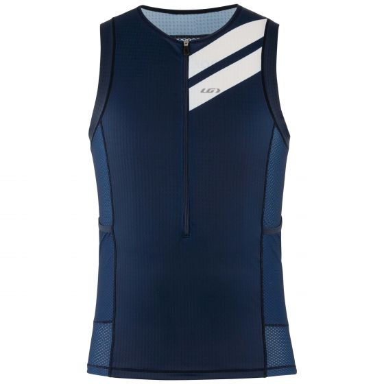 Vent Tri Sleeveless CF Top