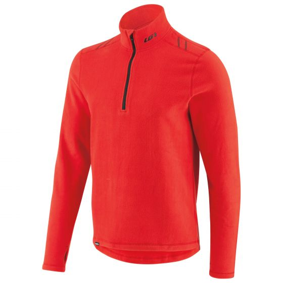Haut de sous-vêtements col zip thermal 4000