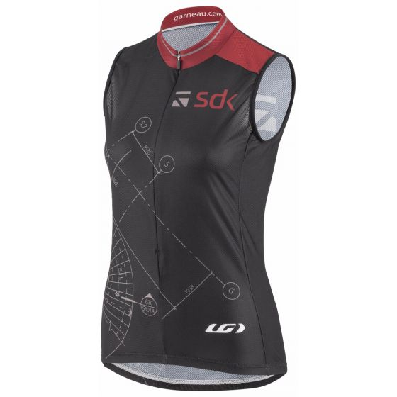 Custom - Women's Sleeveless Jersey