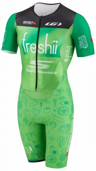 Tri Course Skin Short Sleeve