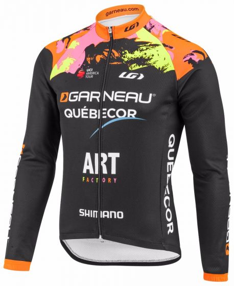 Warm Long Sleeve Jersey