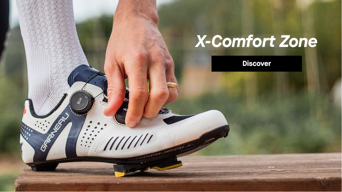 Discover the X-Comfort Zone technology