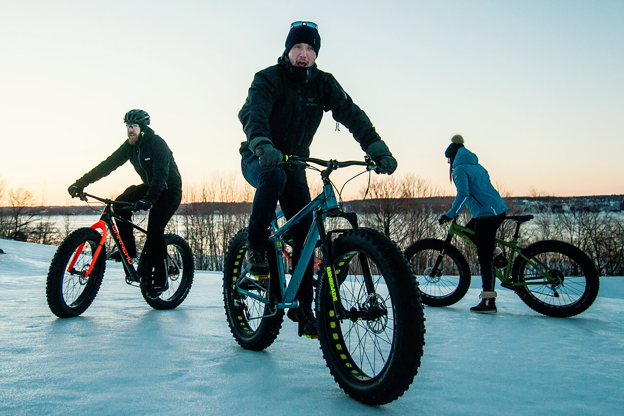 Our Fatbike