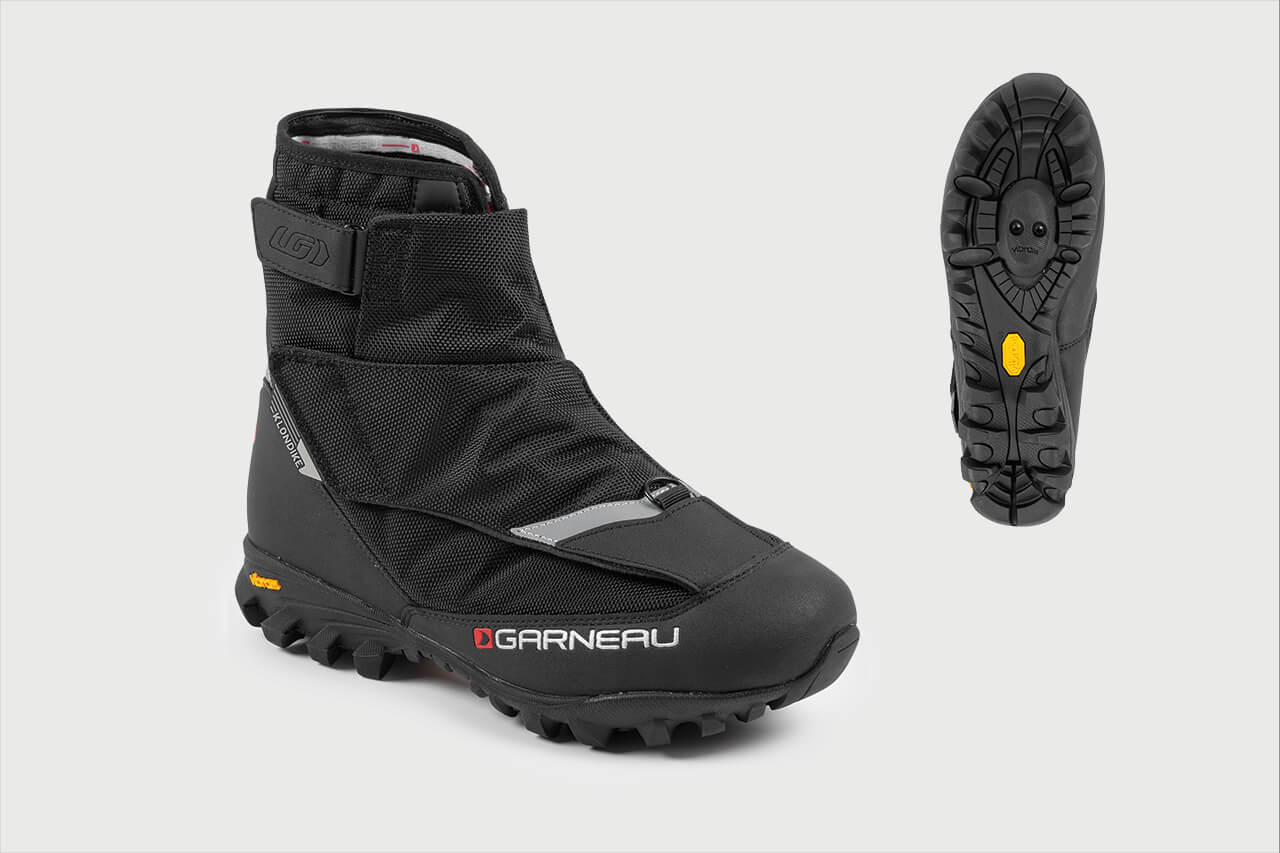 Klondike cycling shoes - Snowshoeing
