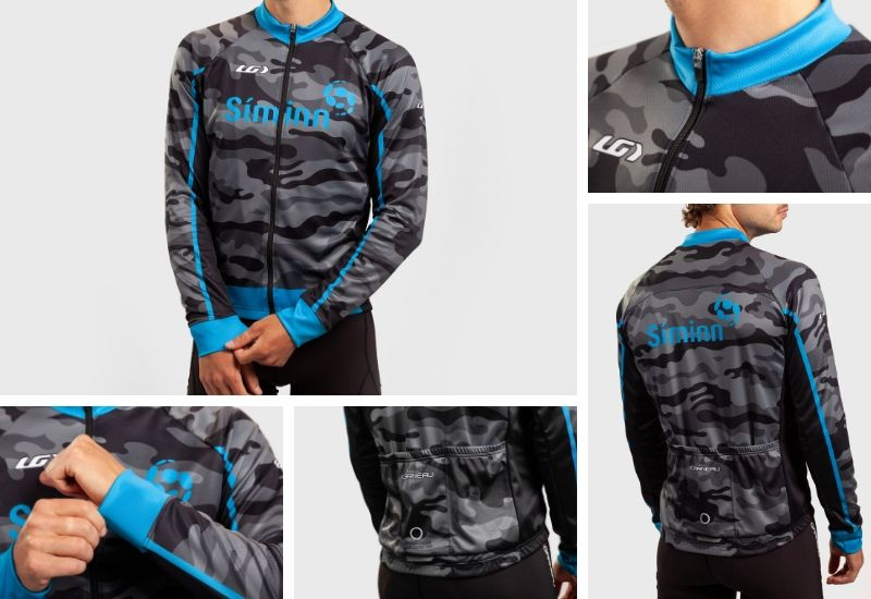 Light Long Sleeve Jersey