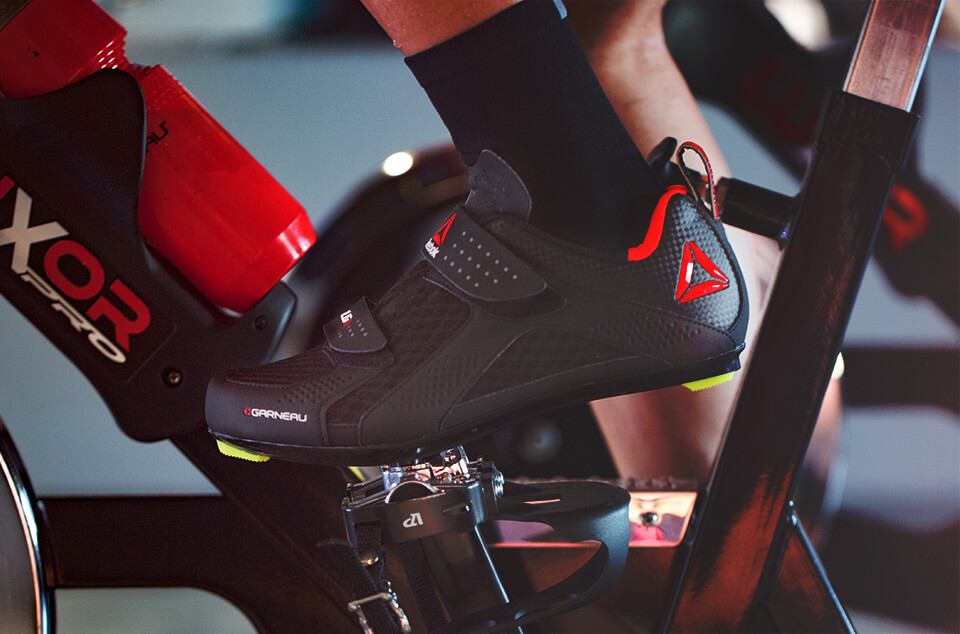 The indoor cycling shoe Actifly