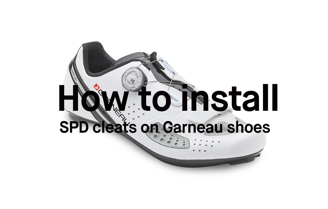 To install SPD cleats video