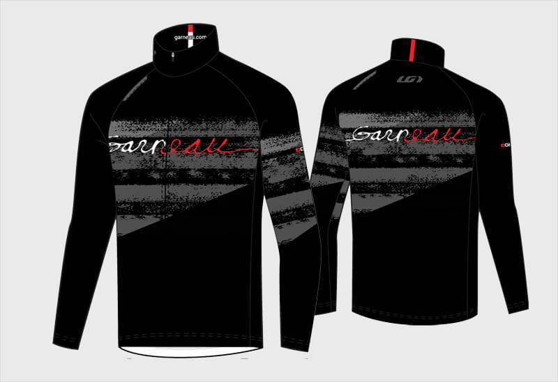 Custom Apparel - Sparke Jersey