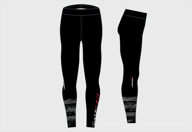 Custom Apparel - Briske Tights