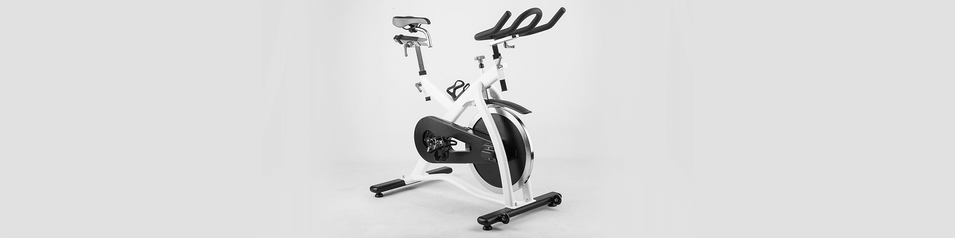 Adjusting a Spin Bike to Fit