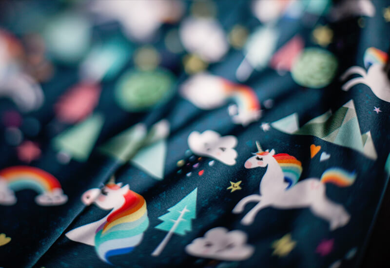 Rainbows-and-Unicorns-Fabric