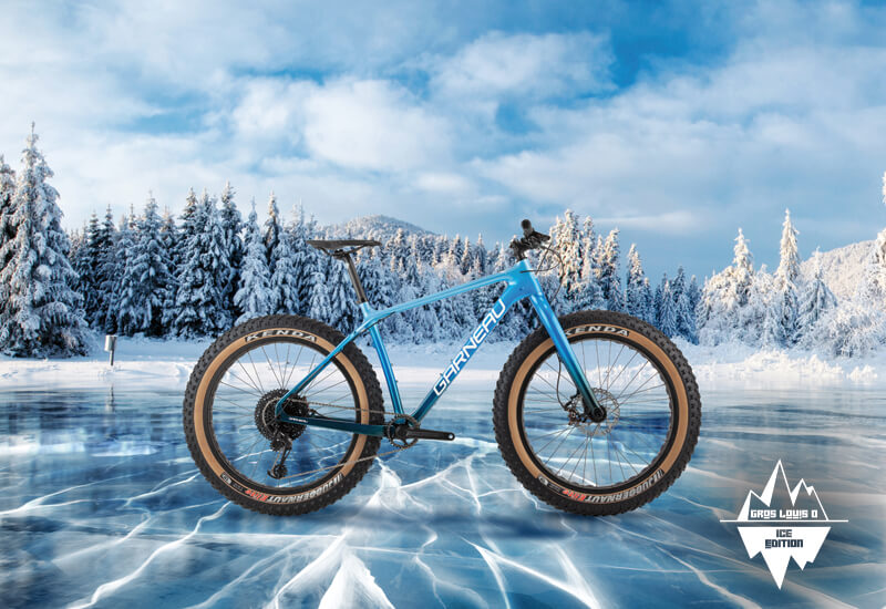 Fat Bike design for the cold