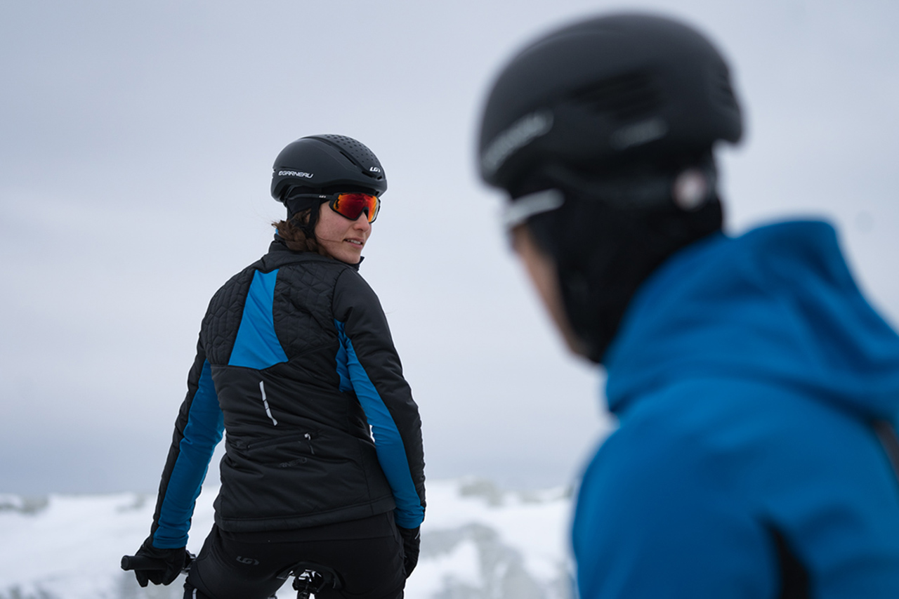 Always be warm with a Garneau jacket