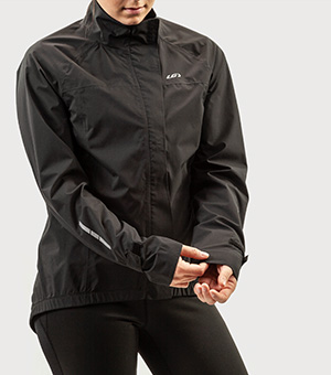 The Sleet WP Jacket: the utmost in protection for the almost all weather rider.