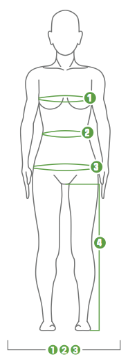 Women's Measurements