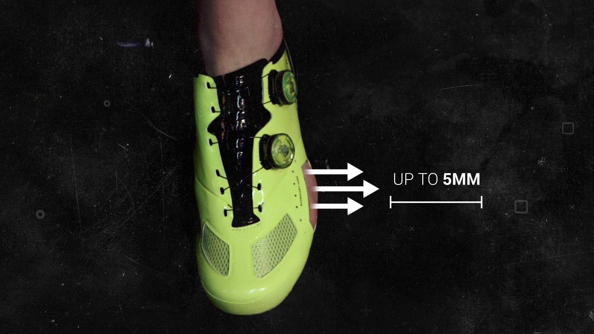 Garneau X-Comfort zone cycling shoes new technology