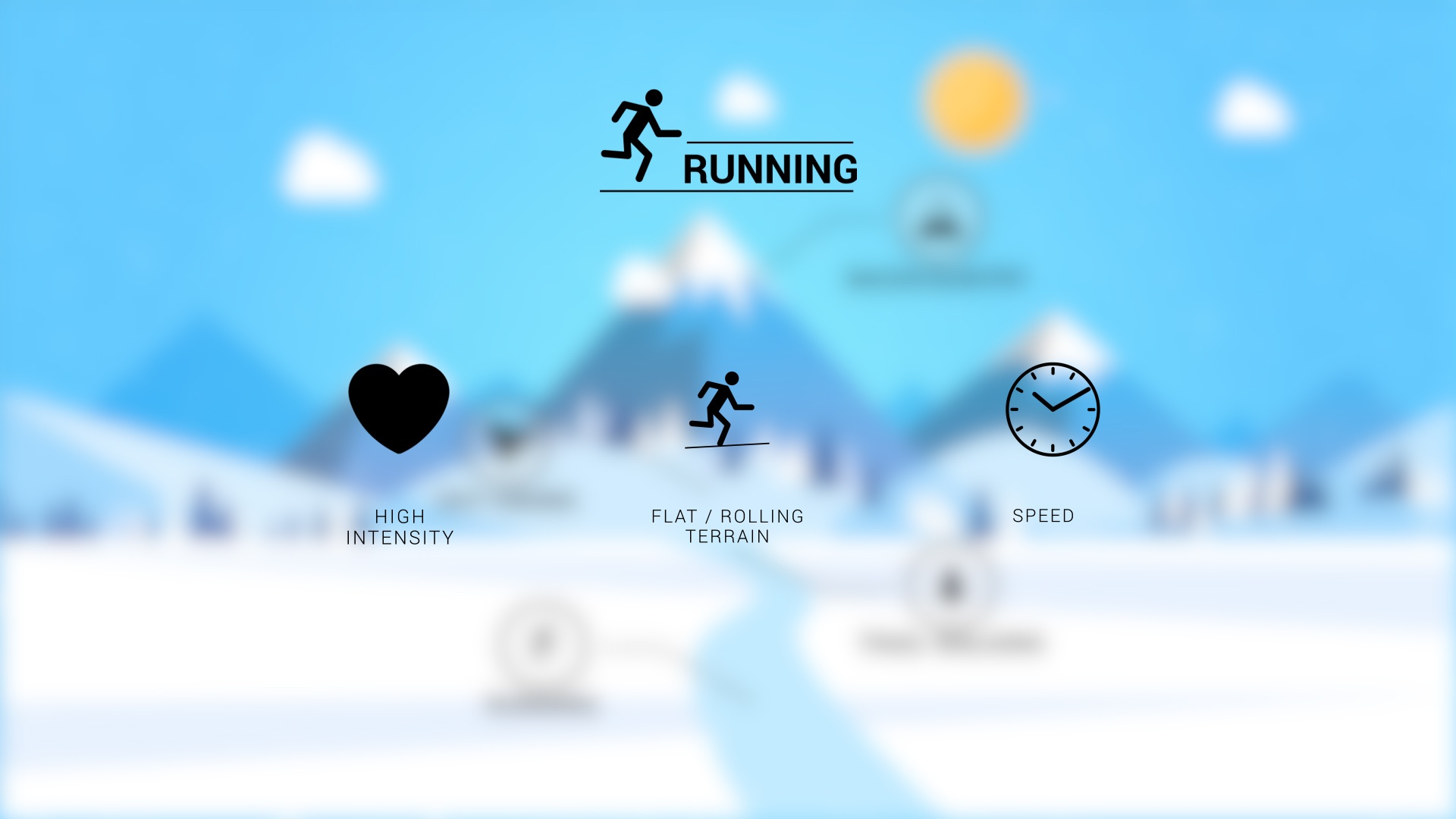 Running Snowshoes Features