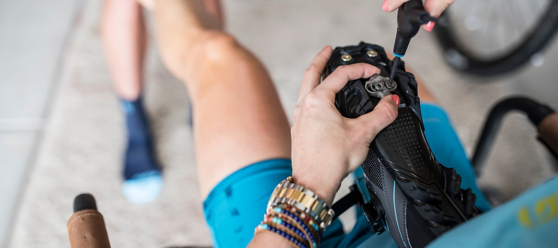 Why you need to use clipless pedals